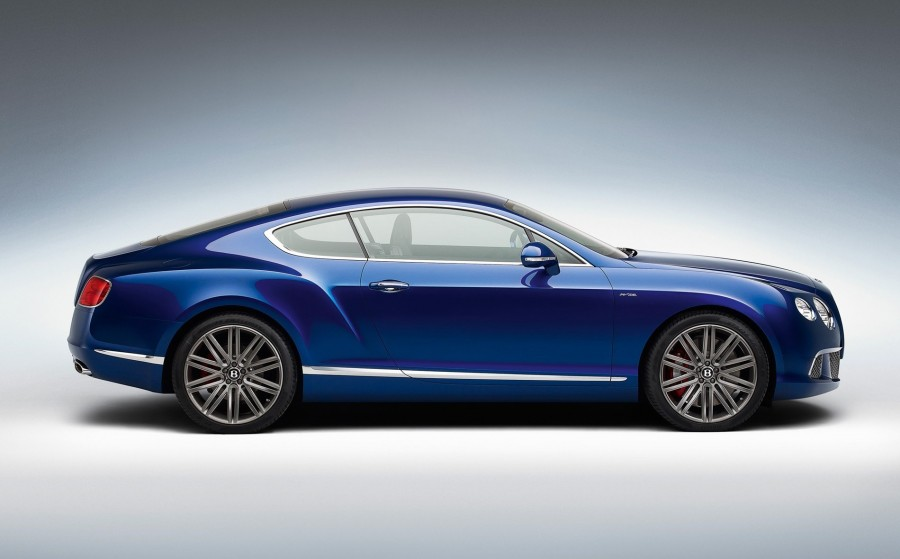 New Vehicles Bentley