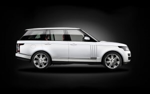 Range Rover Sport 5.0 Supercharged Autobiography