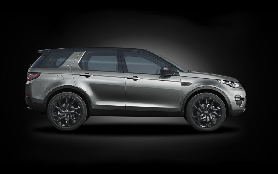 Land Rover Discovery 4 Lux