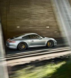 Porsche Carrera 4 GTS Cabriolet